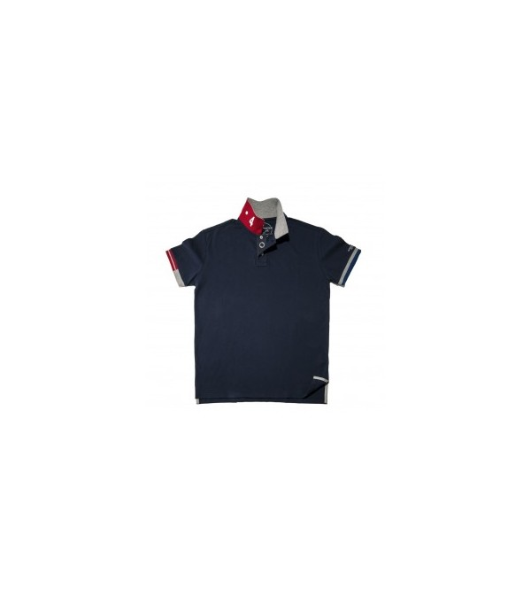 Speedometer Official polo shirt, blue