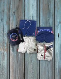 Swimsuit and beach bag Tachimetro Ufficiale