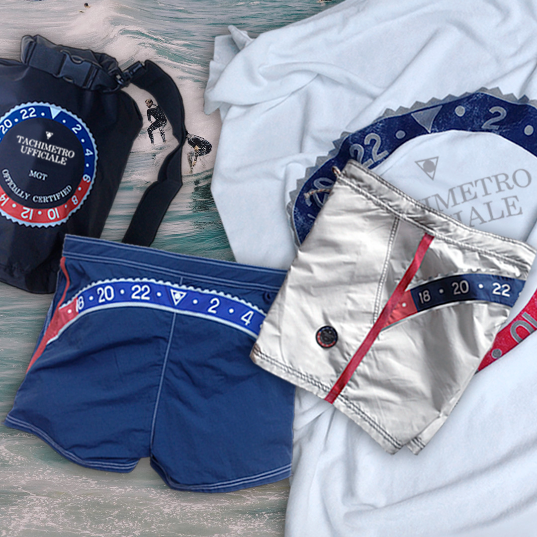 Swimwear Tachimetro Ufficiale