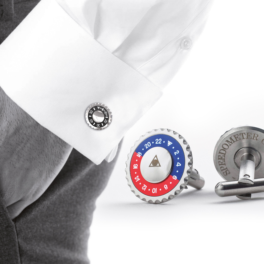 Cufflinks Speedometer Official