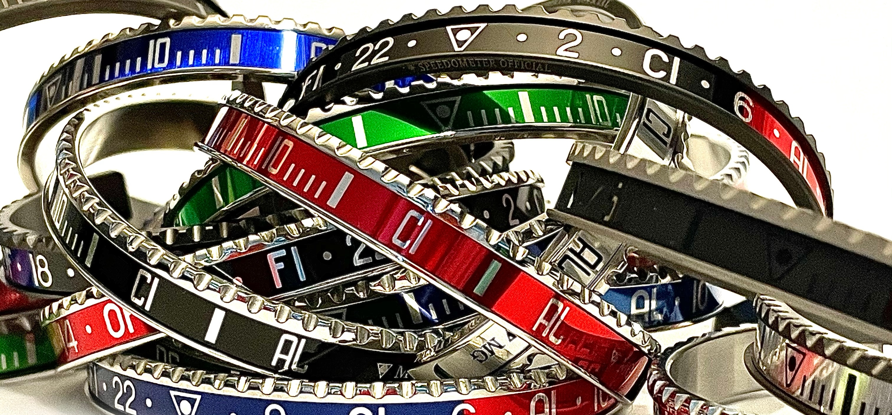 Speedometer Official Bracelets